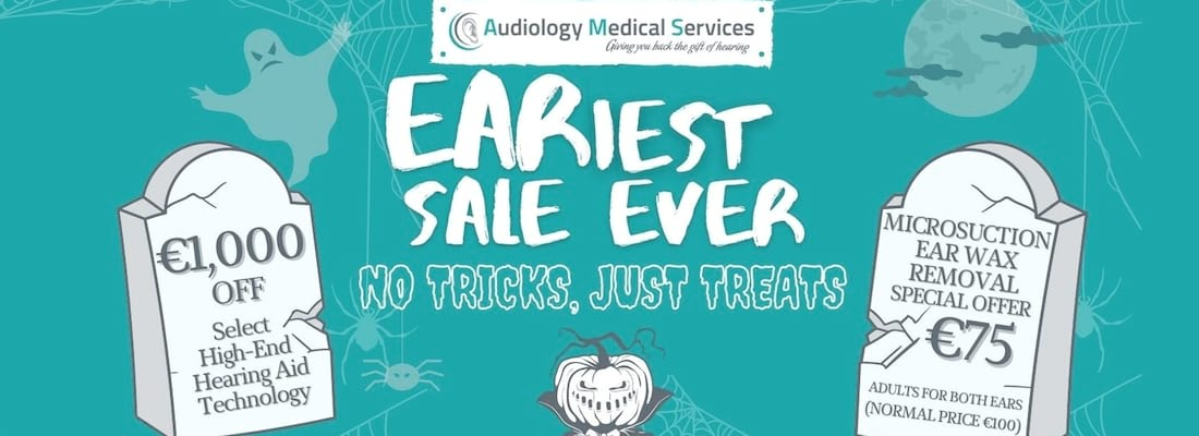 OUR EARiest SALE EVER - No Tricks, Just Treats