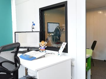 Our state-of-the-art paediatric audiology facilities
